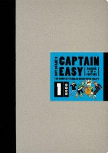 Captain Easy Vol 1 Cover