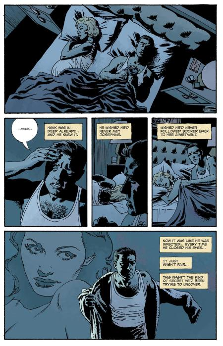 Fatale Book One Death Chases Me interior 3