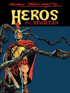 Frank Bellamys Heros The Spartan cover