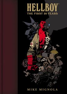 Hellboy The First 20 Years cover