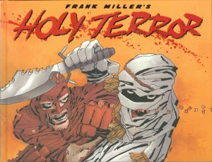 Holy Terror Front Cover