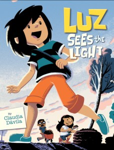 Luz Sees The Light cover