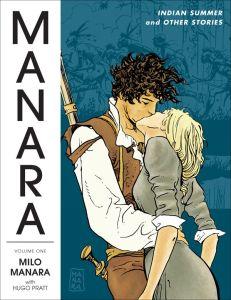 Manara Library Vol 1 Cover