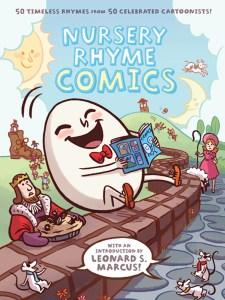Nursery Rhyme Comics Cover