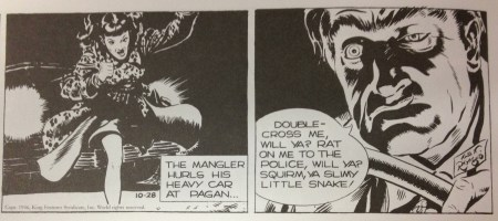 Rip Kirby Vol 1 Interior 2