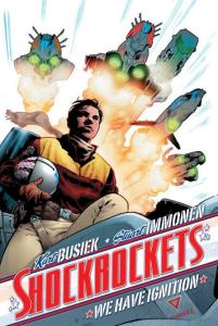 Shockrockets cover