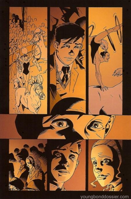 Silverfin The Graphic Novel interior 1