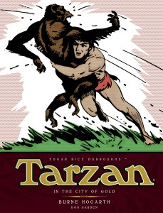 Tarzan In The City Of Gold cover