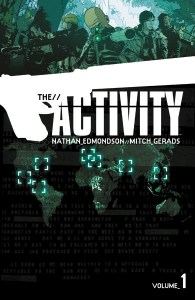 The Activity Vol 1 cover