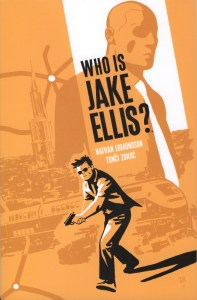 Who Is Jake Ellis Cover