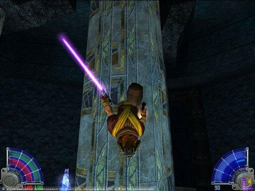 Jedi Academy Screenshot