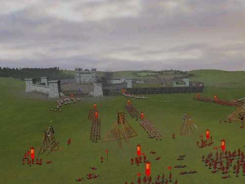 Medieval: Total War Screenshots