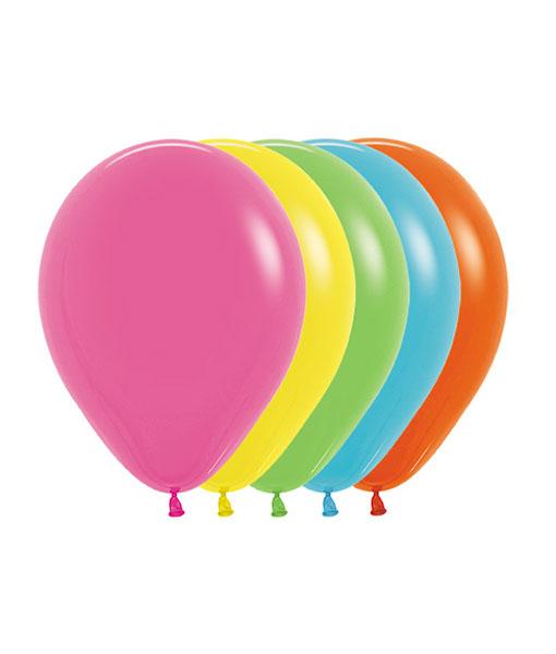 baloane standard 8 cm