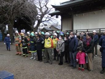 八幡神社消防演習 (12)