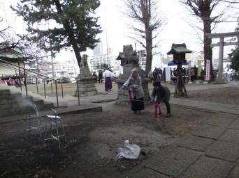 八幡神社消防演習 (17)