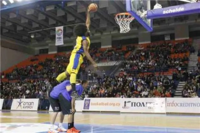 all star game-cyprus