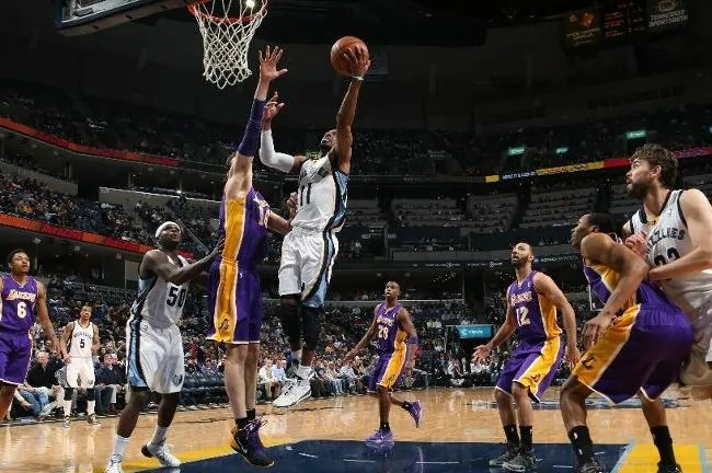 grizzlies-lakers