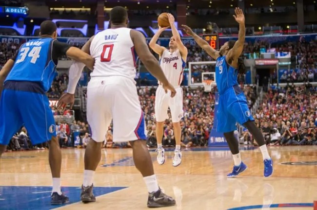 Redick-clippers
