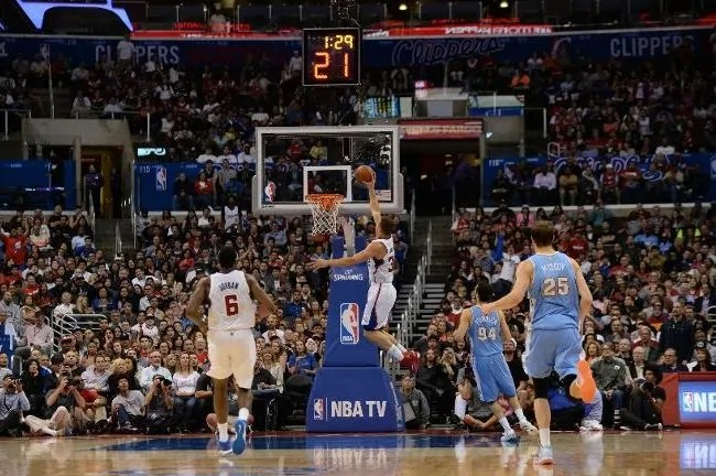 blake griffin-clippers-nuggets
