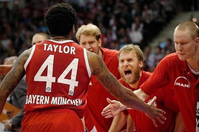 Taylor-Bayern Munchen