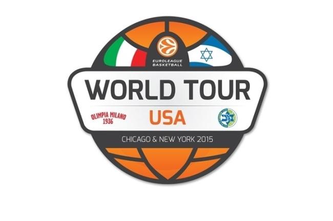 euroleague-world tour-usa-maccabi-milano