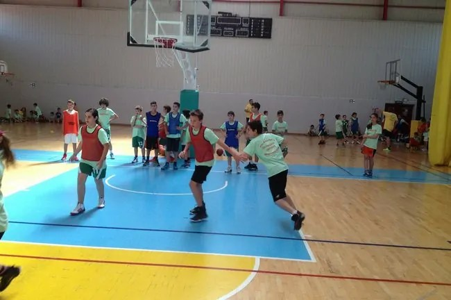 1ο Skill Improvement Basketball Camp4
