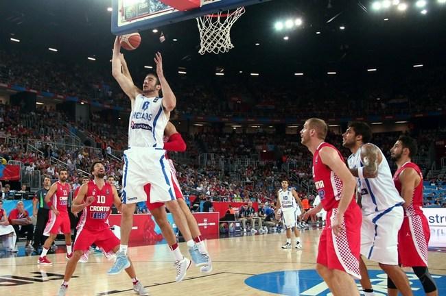 Kostas Koufos-Greece-hellas-Eurobasket-croatia