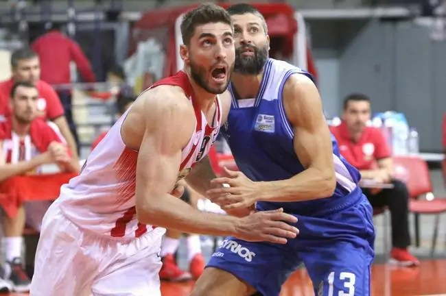 Michalis Tsairelis-Olympiacos