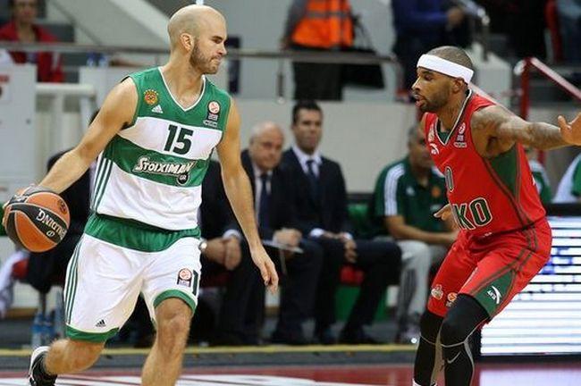 Nik Calathes-Panathinaikos-Lokomotiv Kuban
