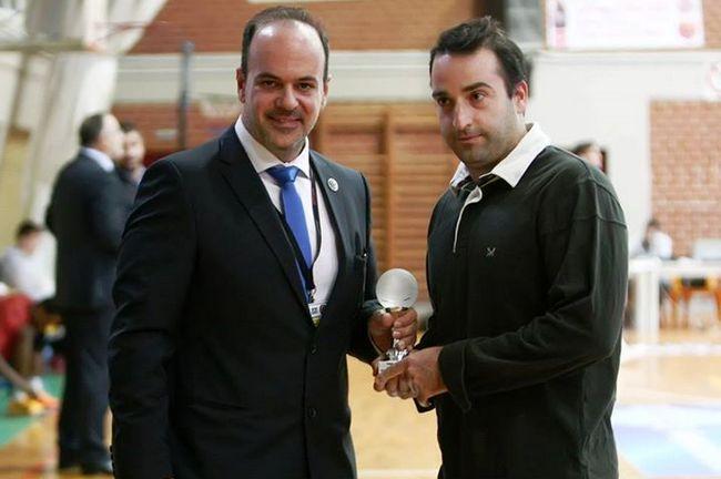 Christos Vafeias