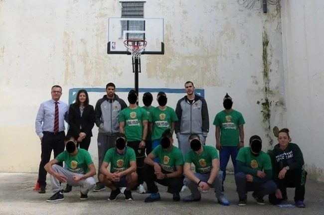 Oneteam basketball-Feldein-Mpoxoridis