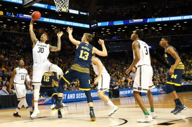 auguste-notre dame-michigan-march madness