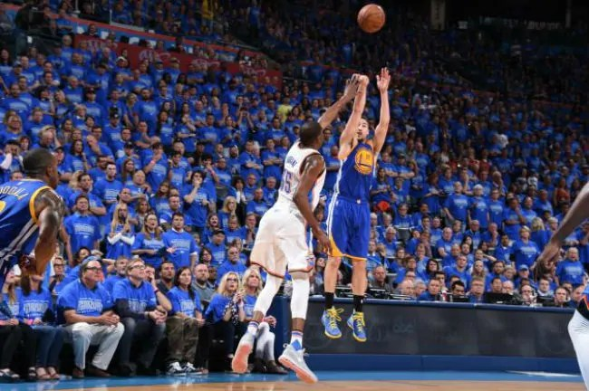 klay thompson-warriors-thunder
