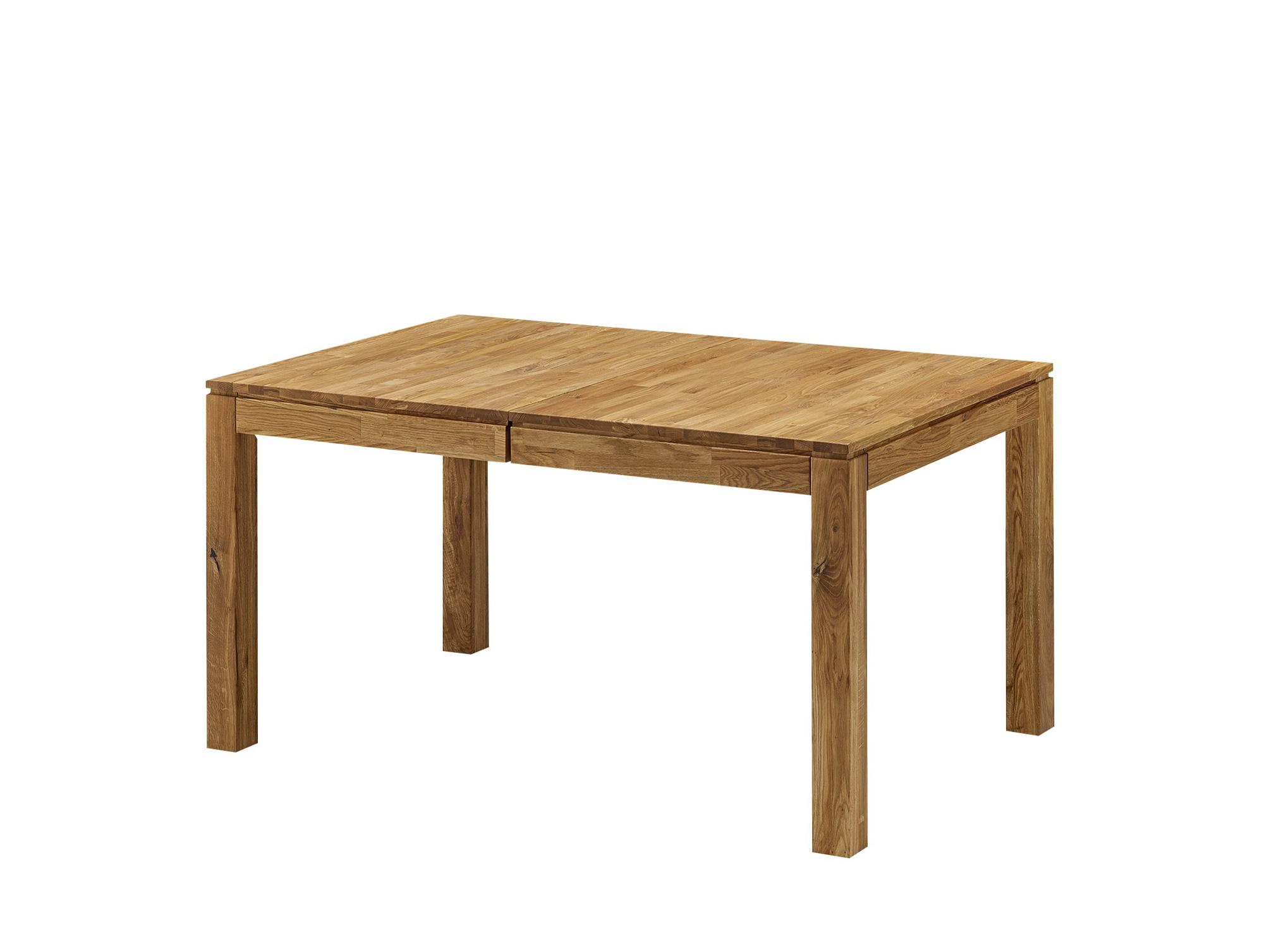 Lissabon Tisch Kernbuche Esstisch Massivholztisch 120x80