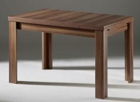 ZAPPA Esstisch Tisch Esszimmer Dekor Walnuss 80x80 cm ...