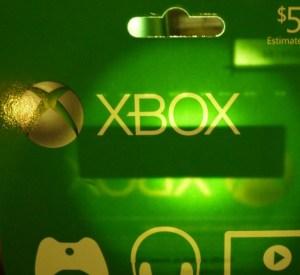 Sealed Xbox Live Code Already Redeemed Hacked Prepaid Card Ebay Blows