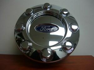 NEW FORD OEM 0416 F250 F350 Super Duty Chrome Wheel Center Cap 5C3Z1130KA | eBay