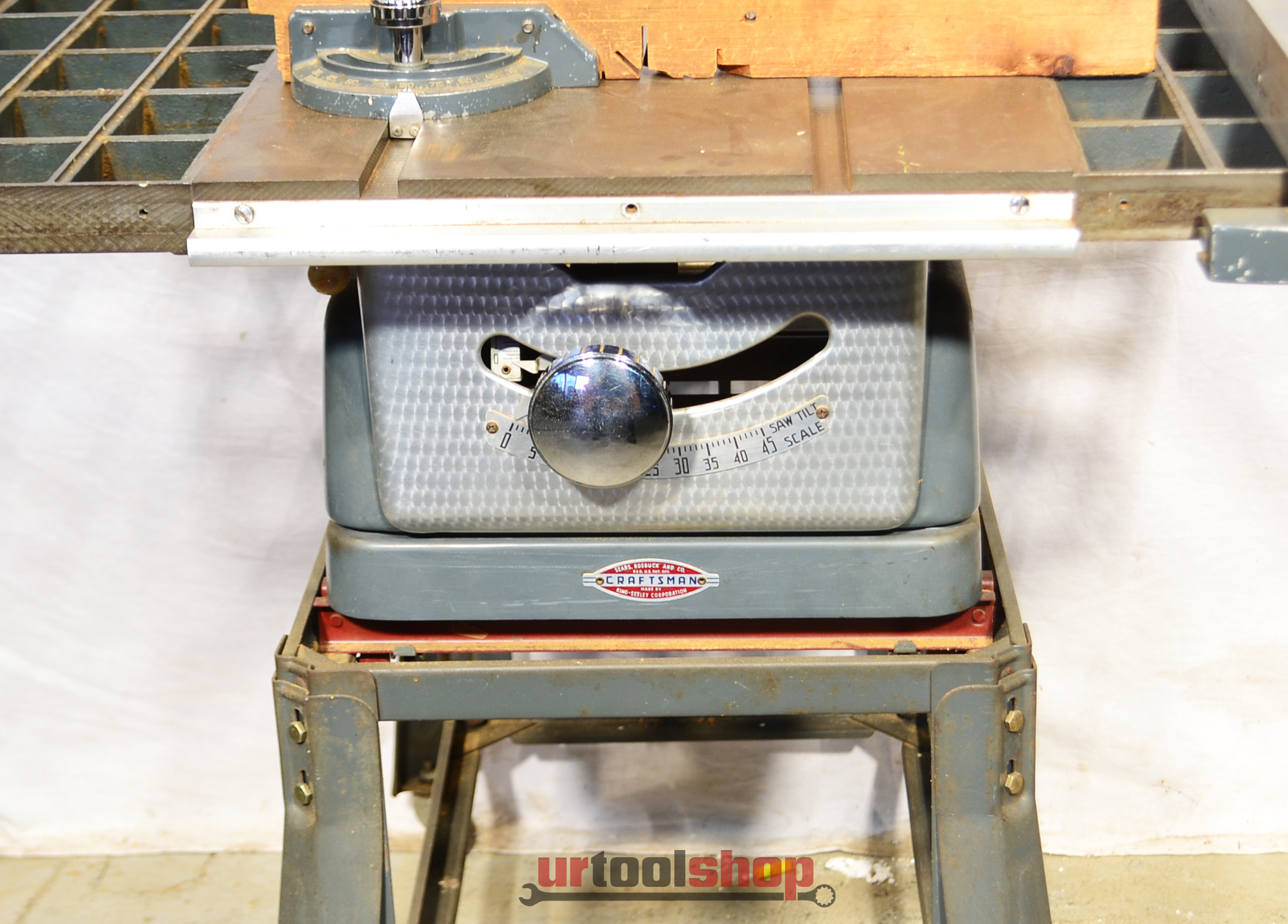 Vintage Sears Craftsman 103 23834 8 Quot Tilting Arbor Bench