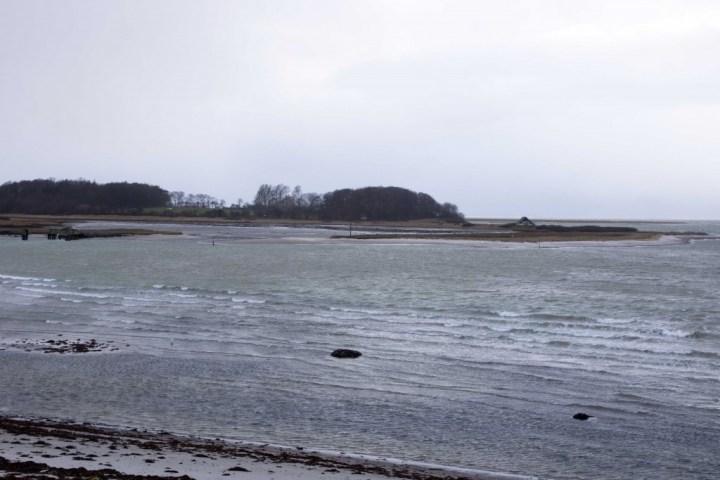 Lavvande ved Torø