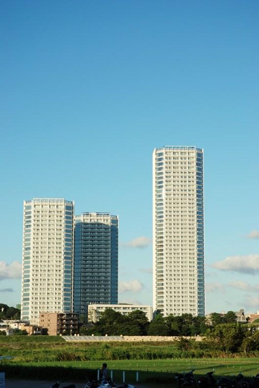 多摩川緑地公園瀬田駐車場 バーベキュー広場