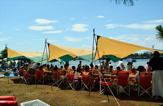 大井ふ頭海浜中央公園 中学生以下の利用者は、大人の同伴が必要となりますのでご注意下さい。_R