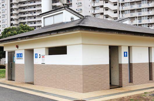 大島小松川公園 BBQレンタル