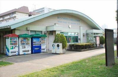 辰巳の森海浜公園 BBQレンタル11
