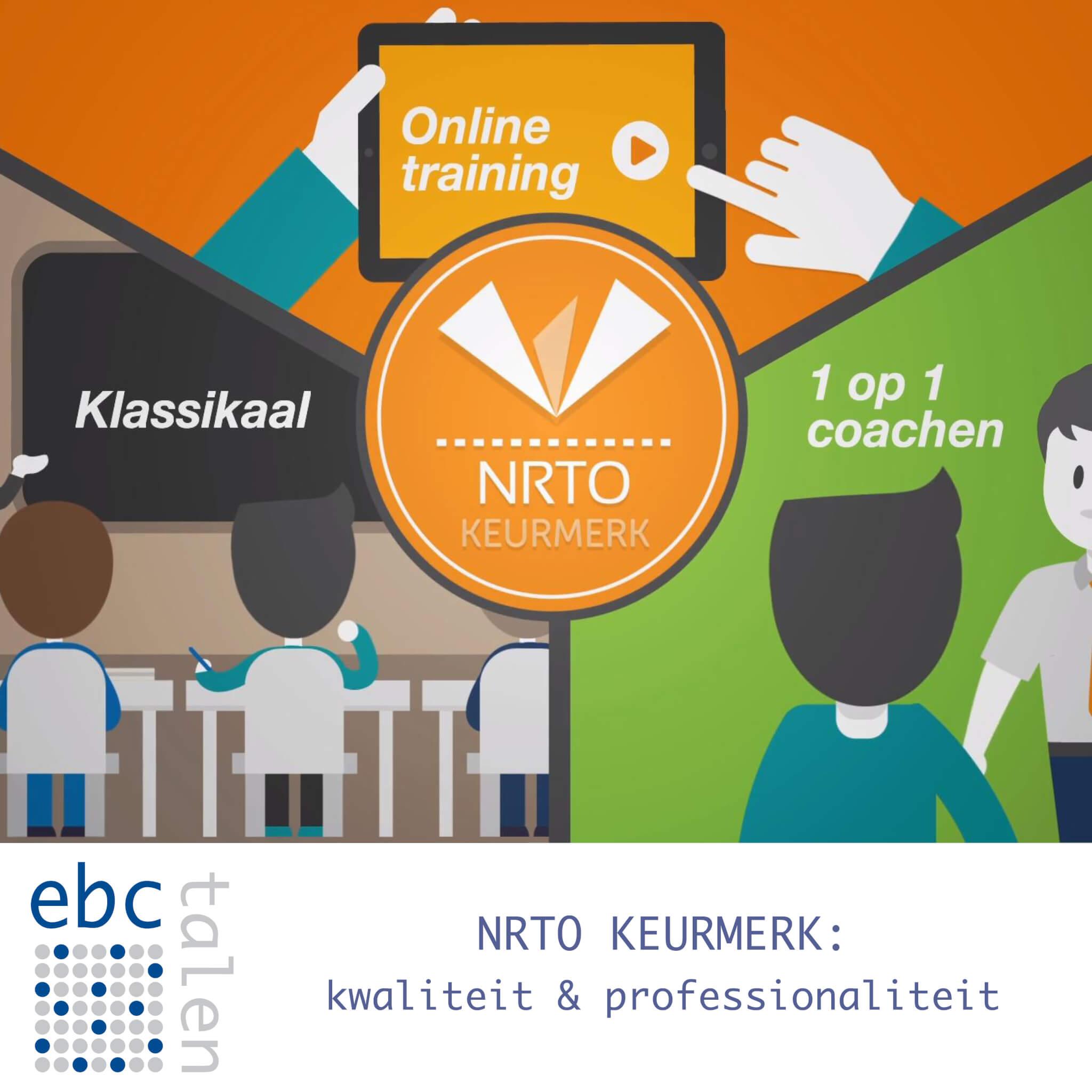Kies voor een erkende taalcursus!