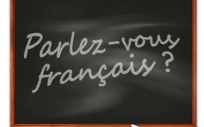 Sportief leren tellen in het Frans bij EBC