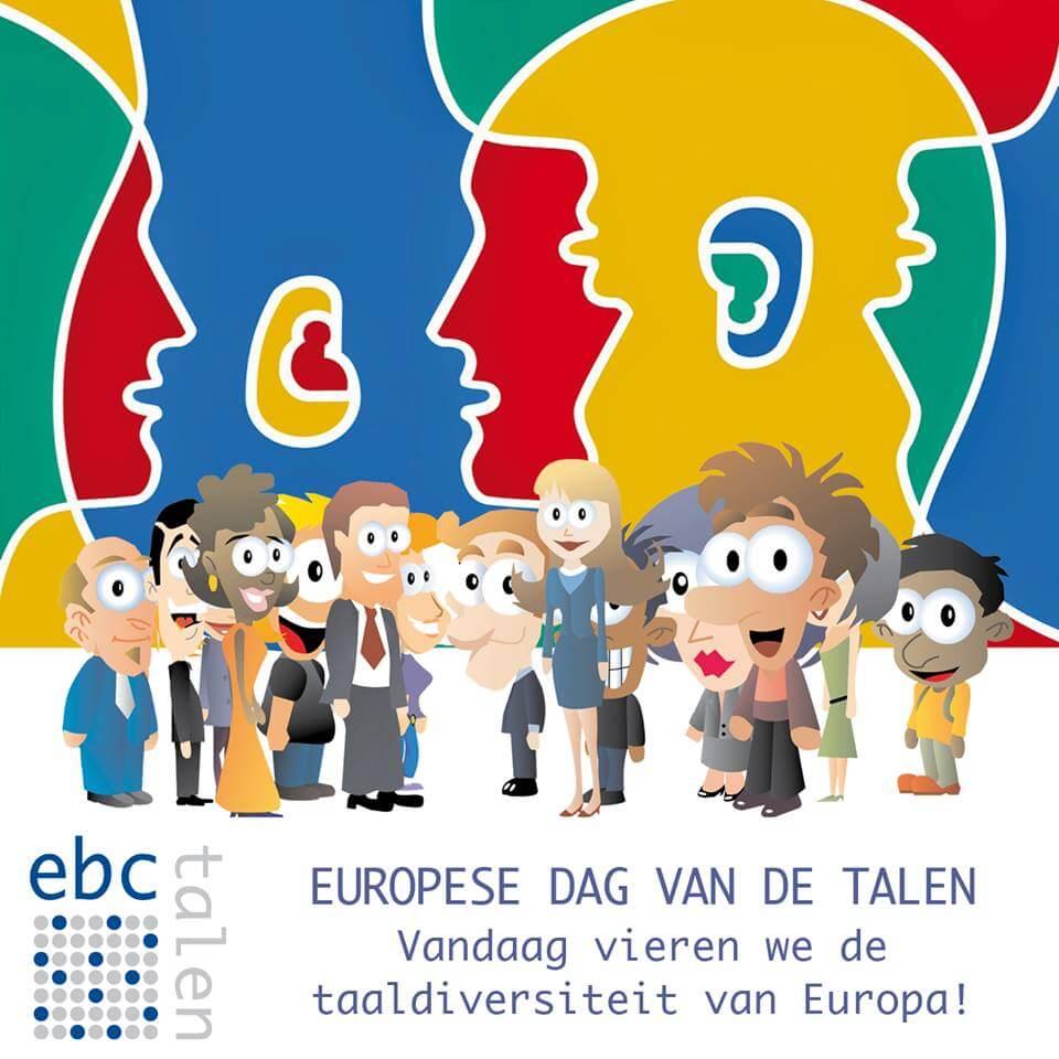 26 september, Europese dag van de talen!