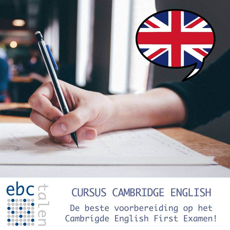 Perfecte voorbereiding op het Cambridge examen