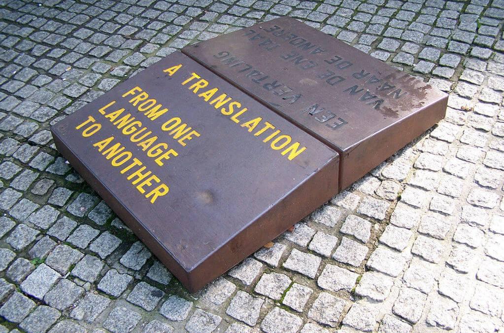 Professioneel teksten vertalen door EBC Taleninstituut