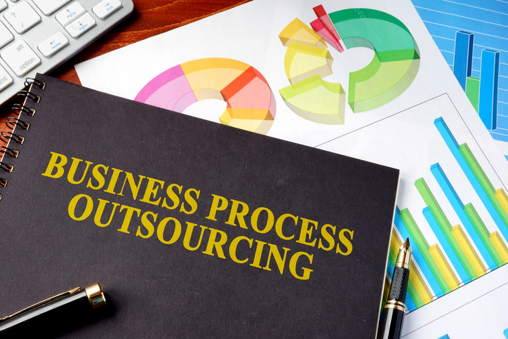 Technology Management Image: Business Process Outsourcing