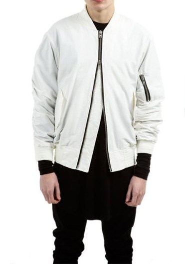 2015-High-quality-Europe-Streetwear-clothes-men-s-baseball-jackets-Two-way-zipper-and-Folding-Backpack-white